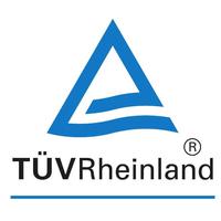 Prodotto certificato da TUV Rheinland
