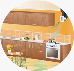 Ventilatori aspiratori per piccoli ambienti arieggiare - Aspiratore bagno vortice ...