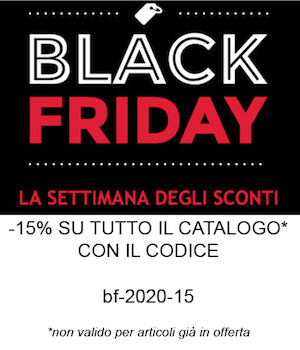 settimana del black friday