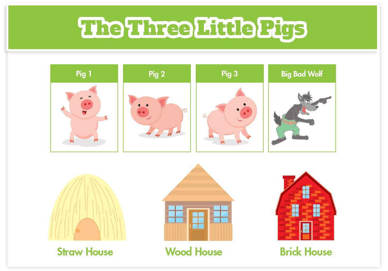 Little Pigs Big Resources