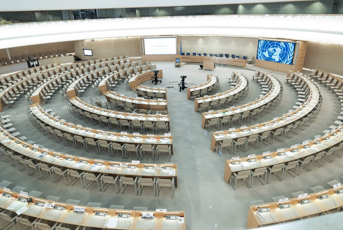 Human Rights Council 43rd