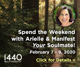 Manifest Your Soulmate Weekend at 1440! February 7 - 9, 2020