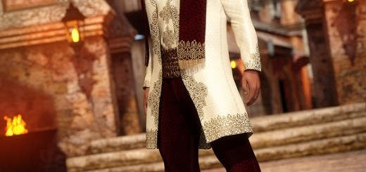 Arabian Prince for Genesis 3 Male