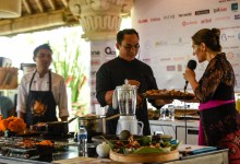 Recap of a great Ubud Food Festival!