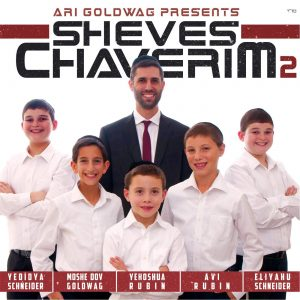 Sheves Chaverim album cover