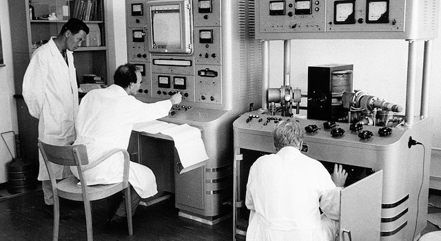 Mass Spec Analyzer 1963