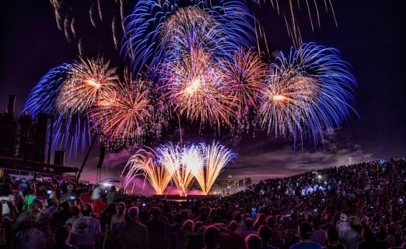 fireworks gasworks park seattle
