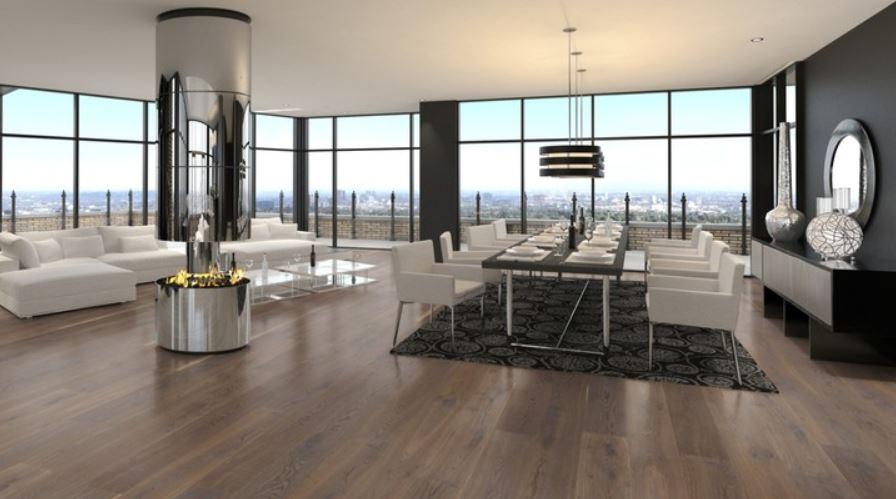 Featured Floor: Watzmann European White Oak