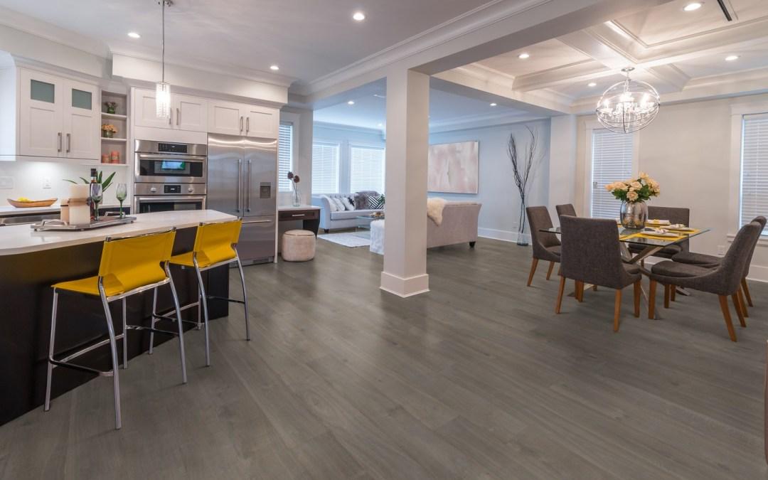 Make the Kitchen Your New Living Room | Hardwood Floors ...