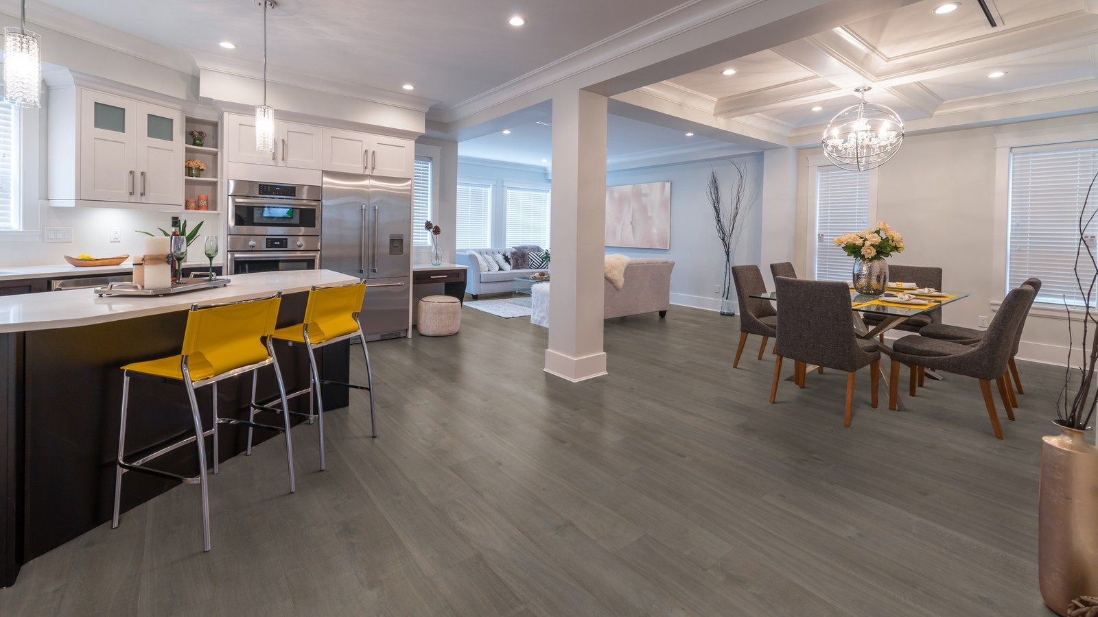 Make The Kitchen Your New Living Room