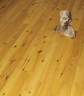 Honduras Heart Pine Floors
