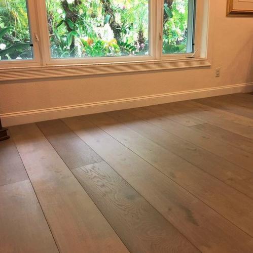 St Tropez Wide Plank Oak