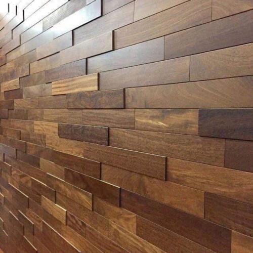 Sucupira Wood Wall Panels