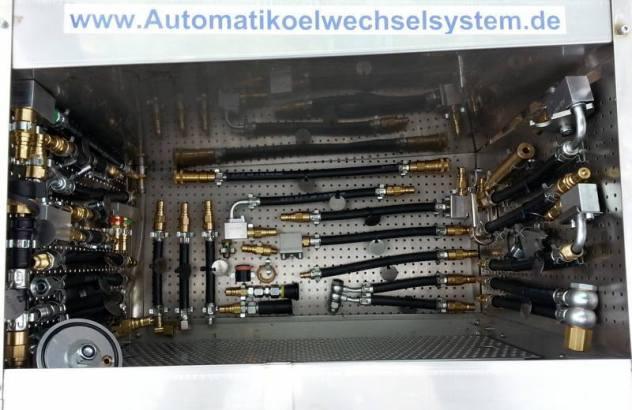 Automatikgetriebeöl Spülung