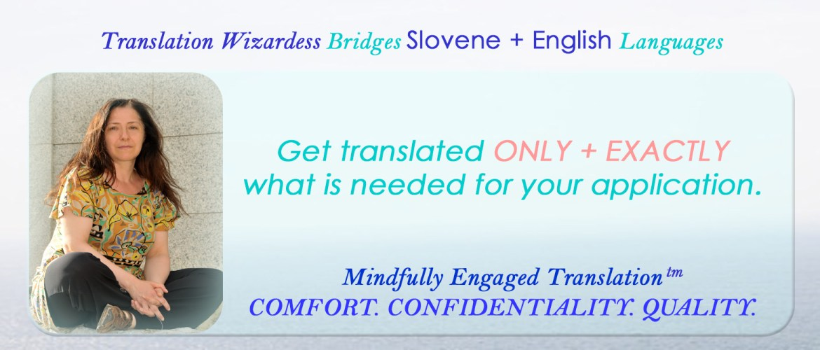 Mindfully Engaged Translation for Individuals