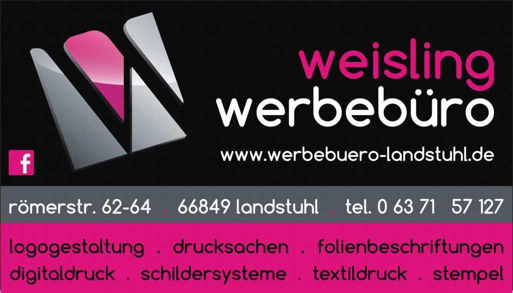 Logo Werbebüro Weisling