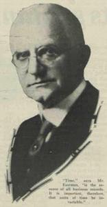 George Eastman - 1926