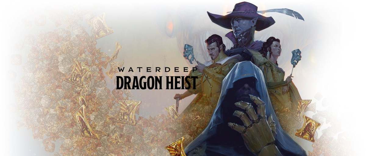 Starting a New D&D Campaign - Waterdeep: Dragon Heist (RPG)