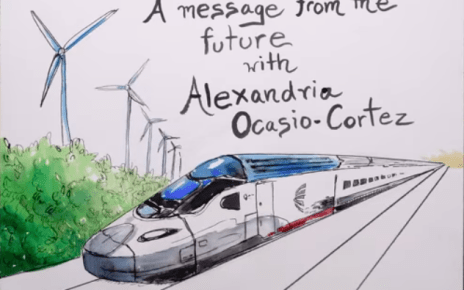 A Message from the Future from Alexandria Ocasio-Cortez