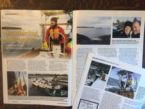 Good Old Boat article. Jan-Feb 2018 issue.