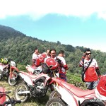 Crf150l goes to mxgp 4
