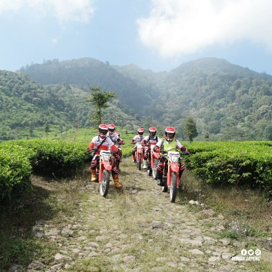 Crf150l goes to mxgp 9