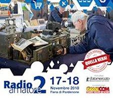 Fiera radioamatore 2 2018