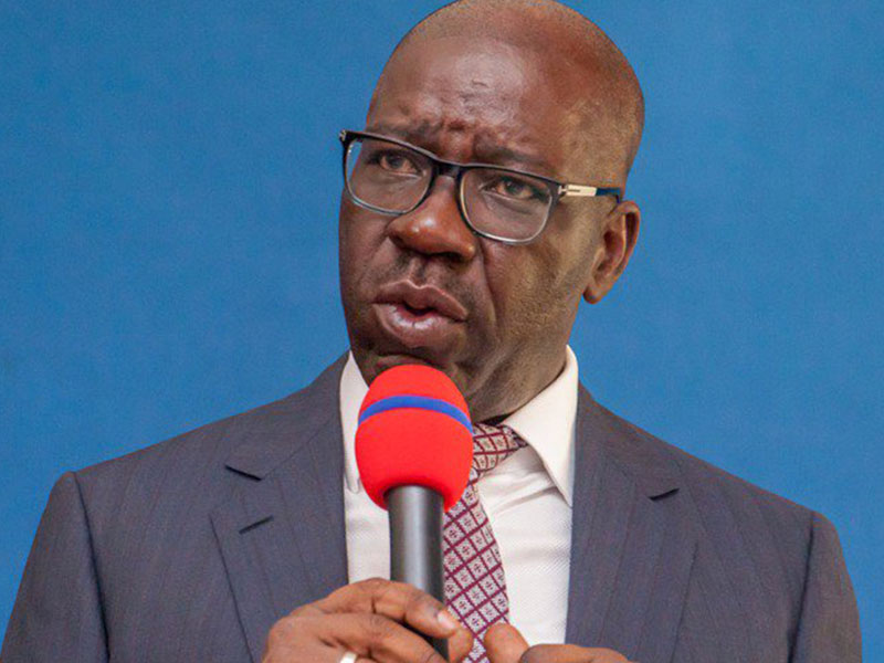 Edo Governor Obaseki Assures Security ahead of AFCON Qualifier in Benin –  Arise News