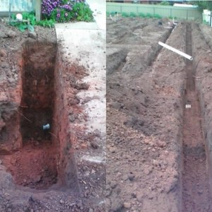 Sewer Connections - Excavator Hire Near Me