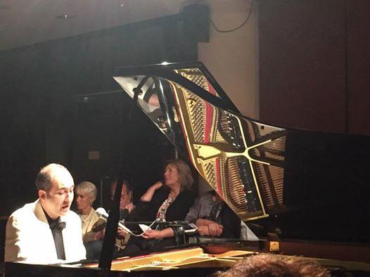 Άρης ΓραικούσηςΜουσικοί Συσχετισμοί - Μέγαρο Μουσικής Αθηνών