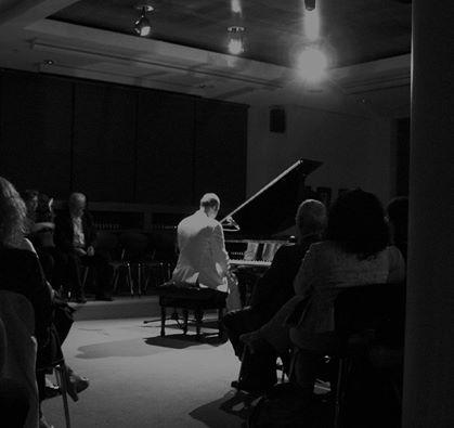 Άρης Γραικούσης - Μουσικοί Συσχετισμοί, Μέγαρο Μουσικής Αθηνών