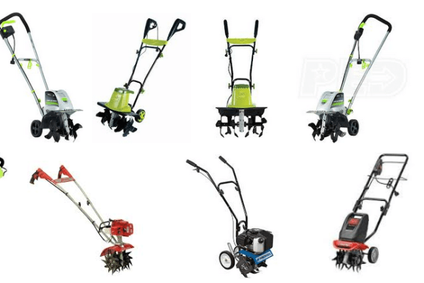 Best Electric Tillers and Cultivators