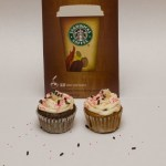 Skinnified Sunday: Peppermint White Mocha Cupcakes