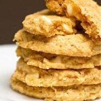 Hawaiian Macadamia Butter Cookies