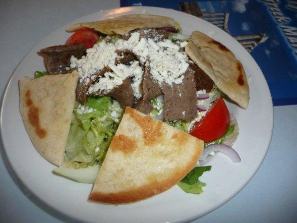 Ari's Famous Greek Salad
