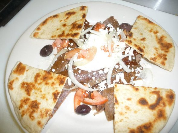 Gyro Plate (more meal)