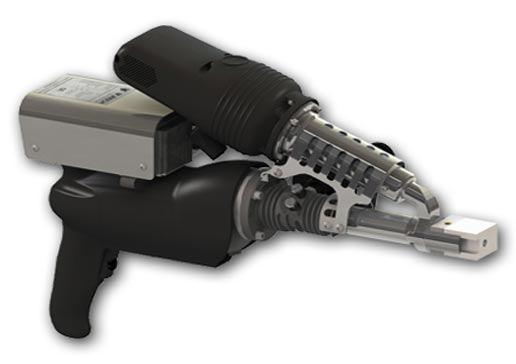 mak18 - Soldadura por extrusión soldadura PE HD