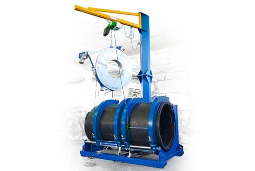 thumbail 25 - Máquinas hidráulicas para soldadura de tubería