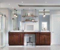 Dark Maple Bathroom Cabinets - Aristokraft Cabinetry on Dark Maple Cabinets  id=59795