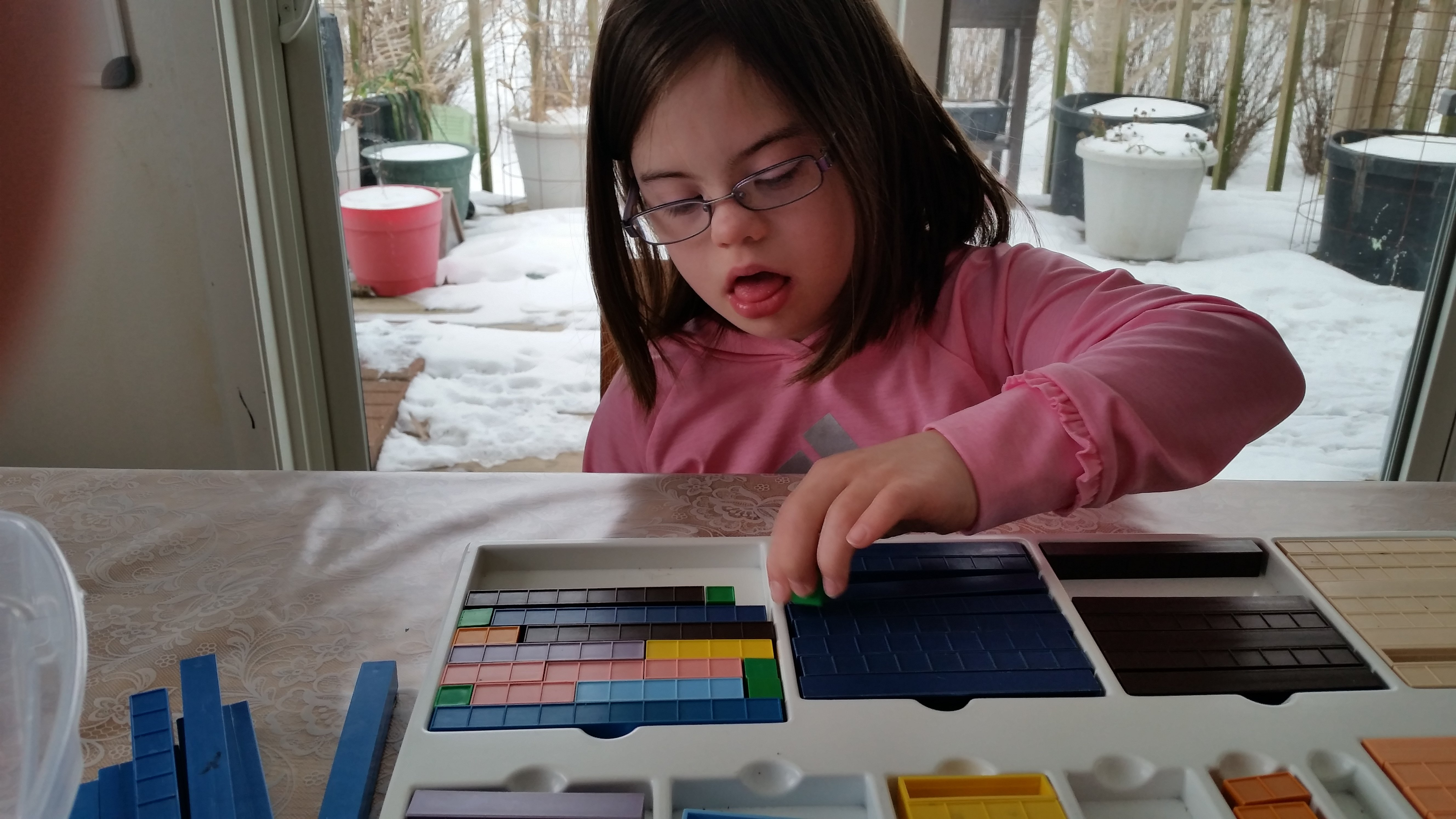 How Base Ten Blocks Make Math Easy For Kids With Special Needs