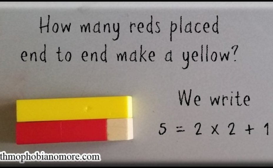 Introduction to Division - Multiplication