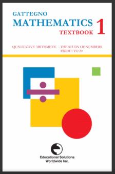 Gattegno's Textbook 1