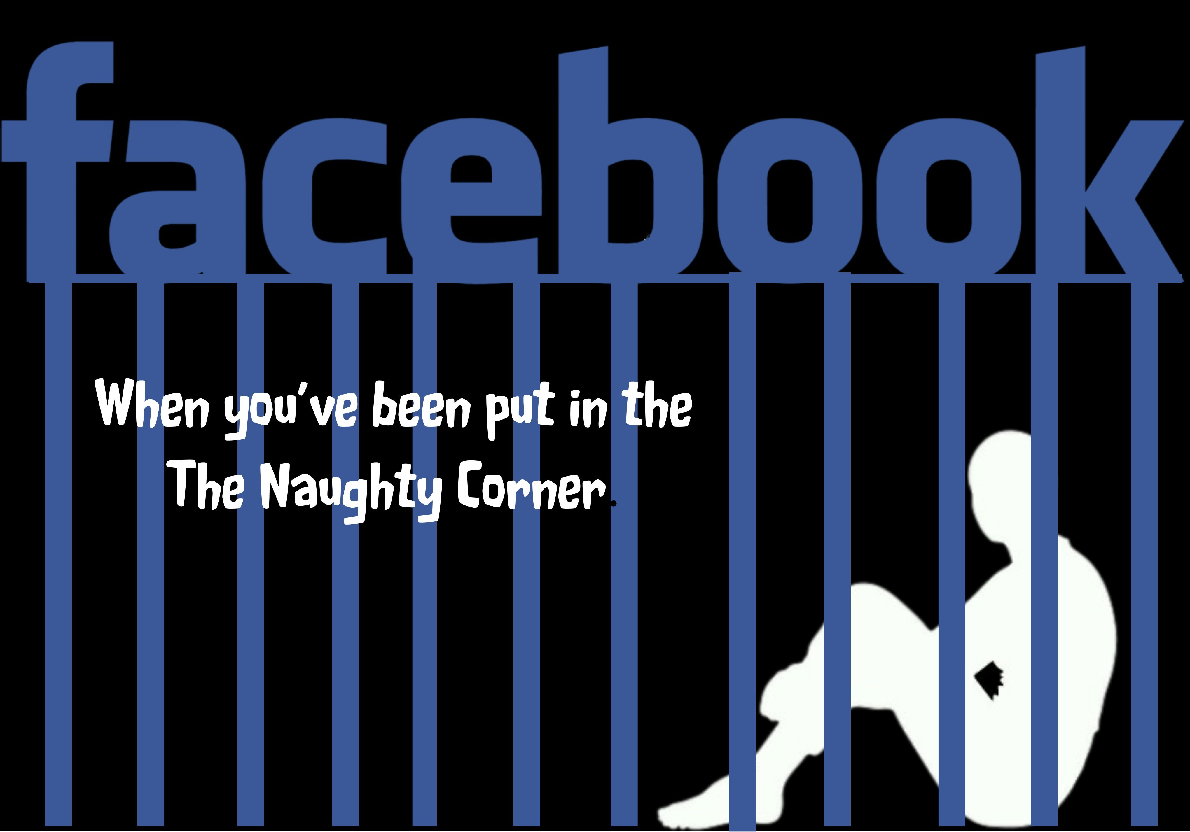 I got sent to Facebook jail. Be careful, you could end up there too.