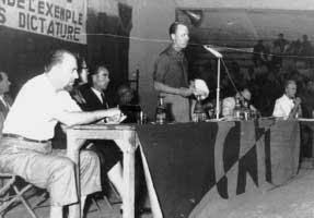 Toulouse (Francia): el congreso de la CNT en el exilio (cincuenta finales)