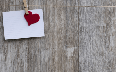 Parenting Strategies to Kid Habits: Love Notes