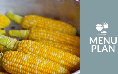 Cooking for Special Diets: Menu Plan – Week of 9/26