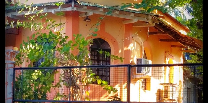 Rainbow Homes: Goa Countryside