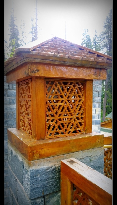 Wood Craft From Kashmir One Brick At A Time