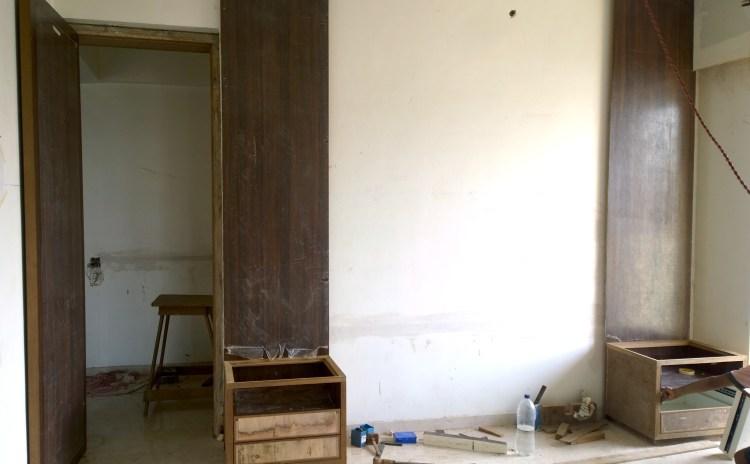 Update - Master bedroom