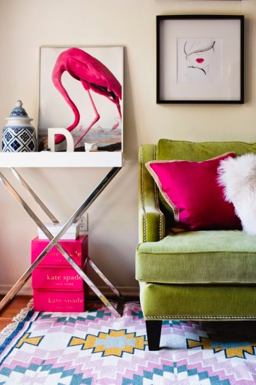 Decorate with Pantone's colour of the year 2017 - Greenery